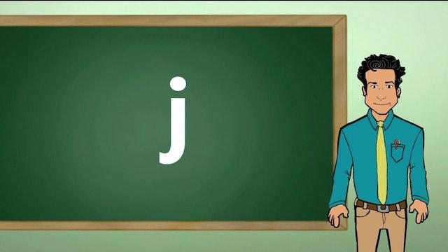 La Letra J (The Letter J)
