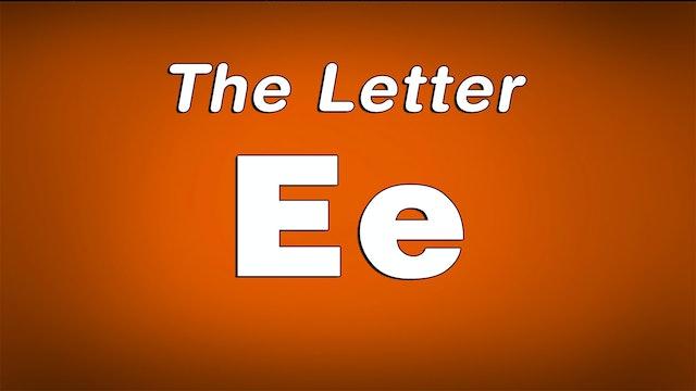 The Letter E - TV Show