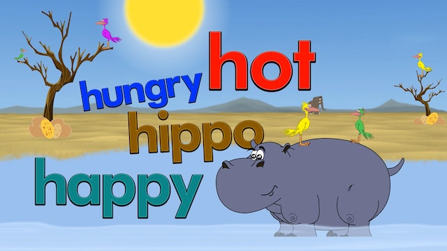 The Hungry Hot Hippo