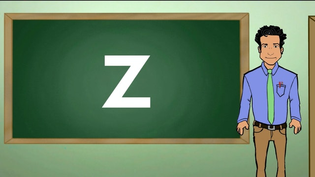 La Letra Z (The Letter Z)