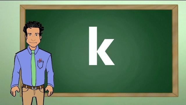La Letra K (The Letter K)
