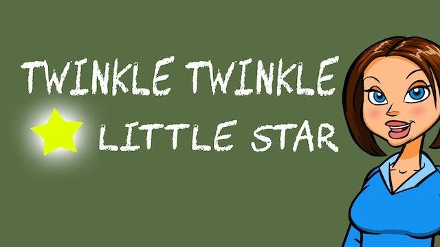 Twinkle Twinkle Little Star - Teacher Set