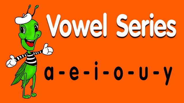 Vowel Series
