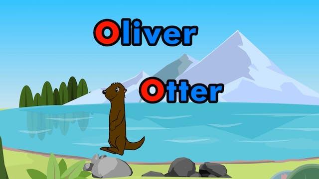 Oliver The Otter