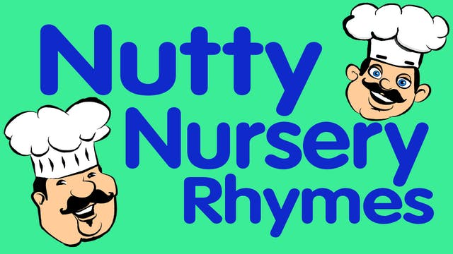 Nutty Nursery Rhymes