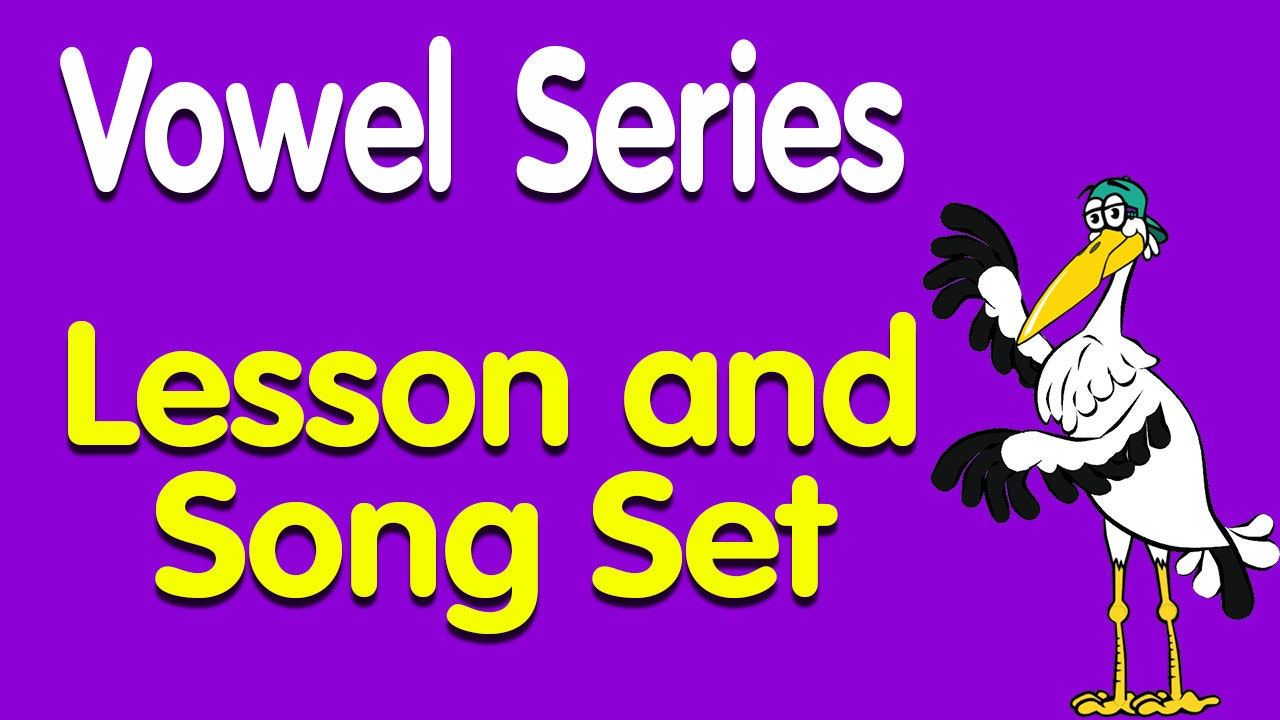 Vowel Lesson Set