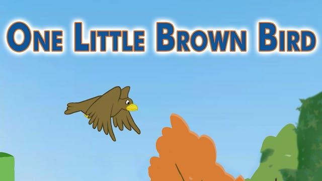 One Little Brown Bird