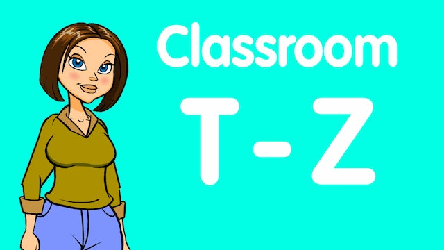 Teacher Lessons: T-Z