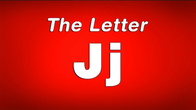 The Letter J - TV Show