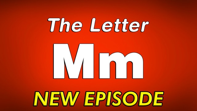 The Letter M - TV Show