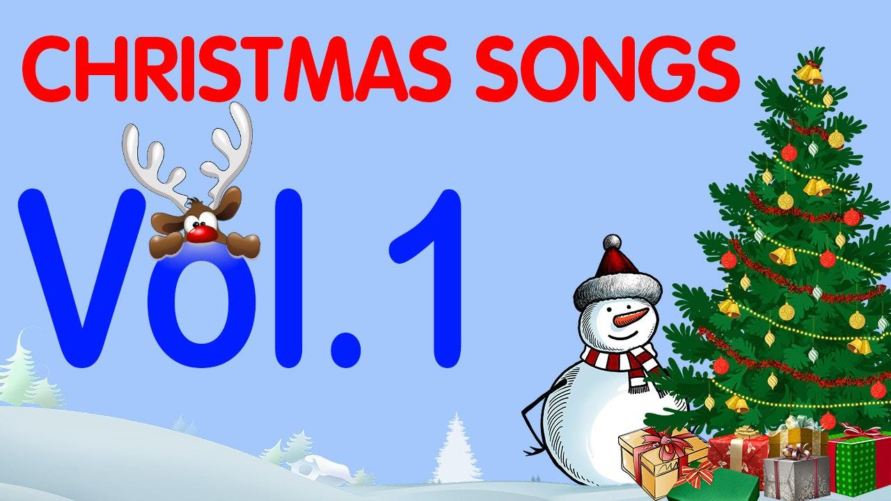 Christmas Sing-Along Songs Vol.1