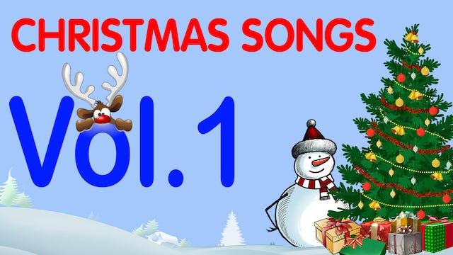christmas sing along songs vol1