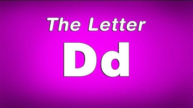 The Letter D - TV Show