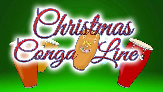 Christmas Conga Line