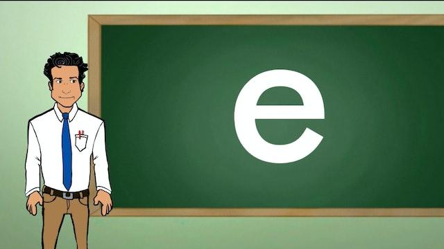 La Letra E (The Letter E)