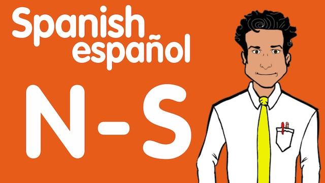 Spanish N-S