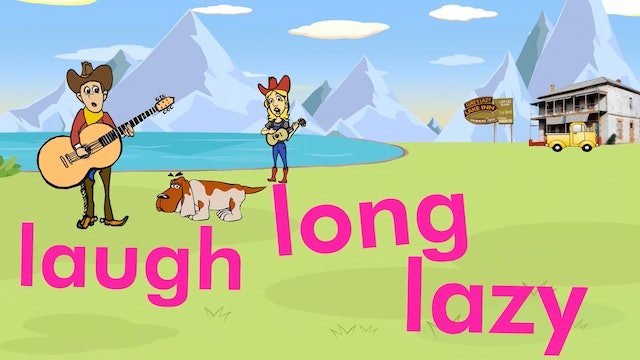 Long And Lazy Lake