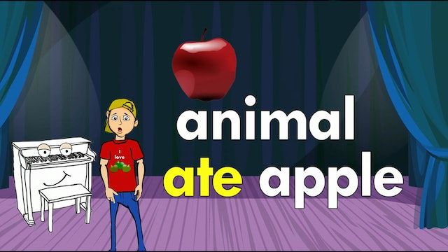 The Animal Ate the Apple