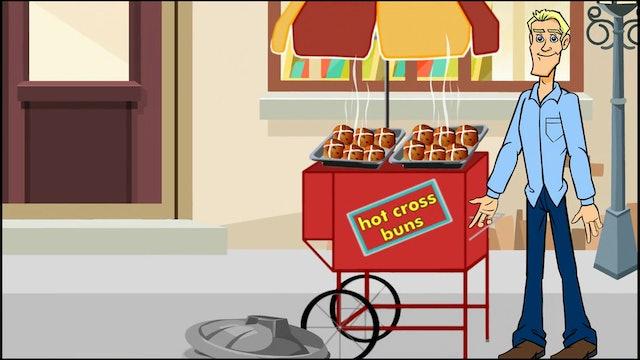 Hot Cross Buns - Teacher Set