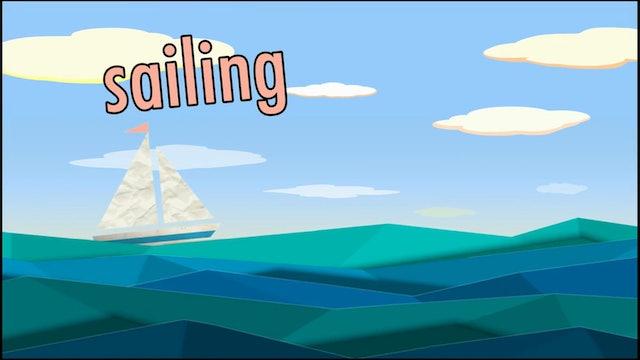 Sailing Sailing - Teacher Set