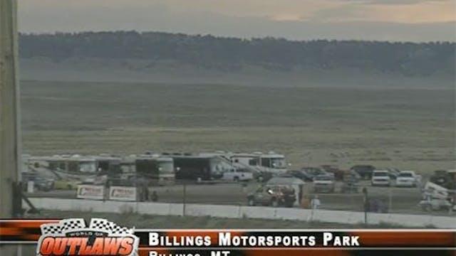 8.21.04 | Billings Motorsports Park