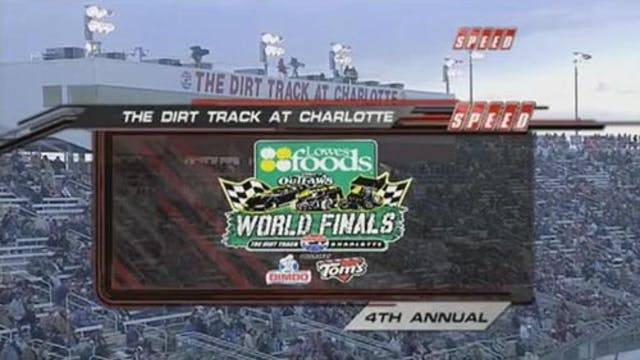 11.6.10 | The Dirt Track at Charlotte
