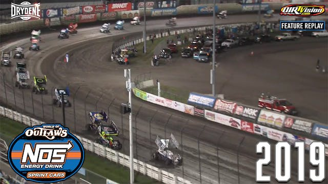 8.8.19 | Knoxville Raceway