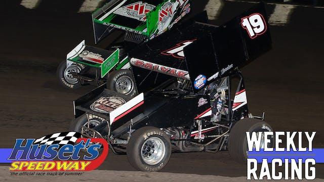 7.25.21 | Huset's Speedway