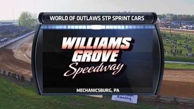 5.16.14   Williams Grove Speedway
