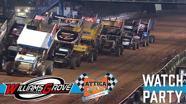 3.20.20 | DIRTVision Watch Party