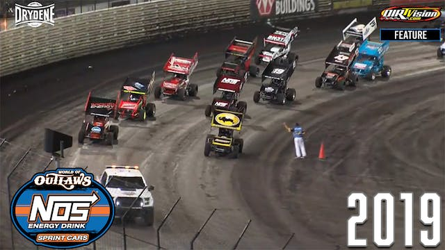8.7.19 | Knoxville Raceway