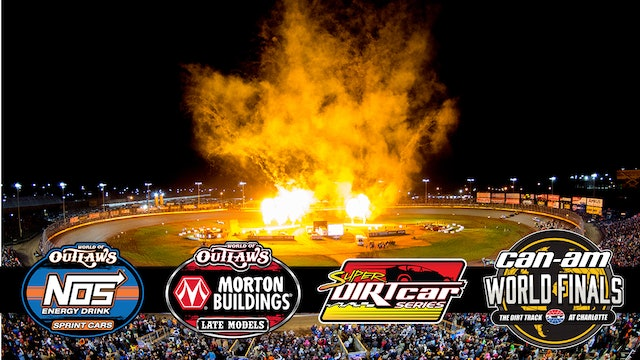 11.9.19   The Dirt Track at Charlotte