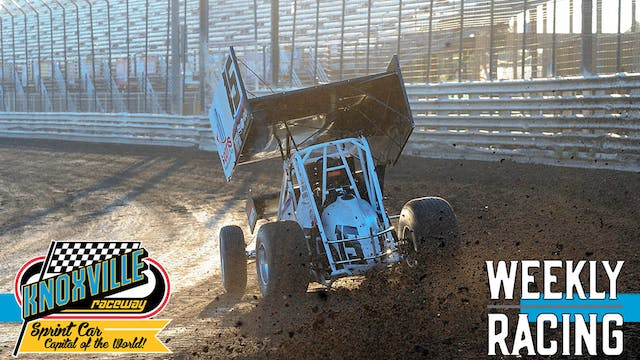 7.17.21 | Knoxville Raceway