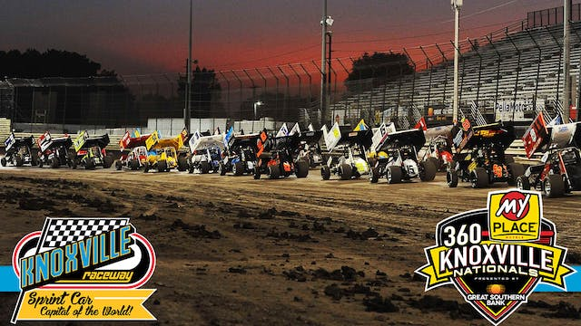 8.8.20   Knoxville Raceway