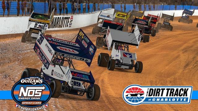 iRacing World Championship   The Dirt Track at Charlotte