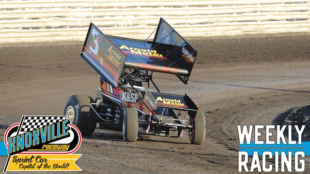 6.20.20   Knoxville Raceway
