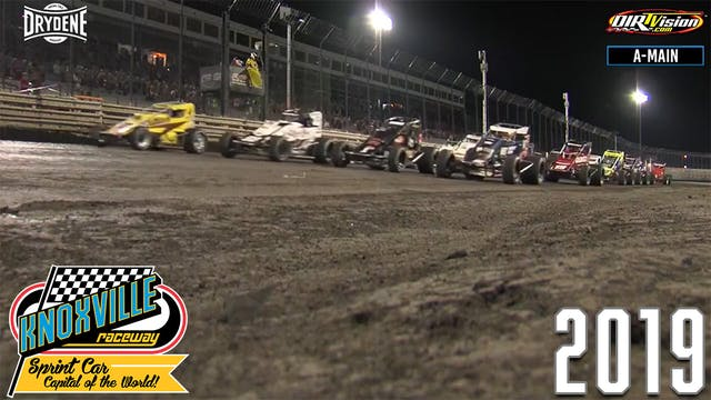 7.5.19   Knoxville Raceway