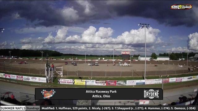 7.2.21 | Attica Raceway Park