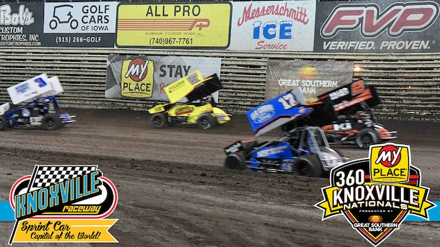 360 Knoxville Nationals PPV Package
