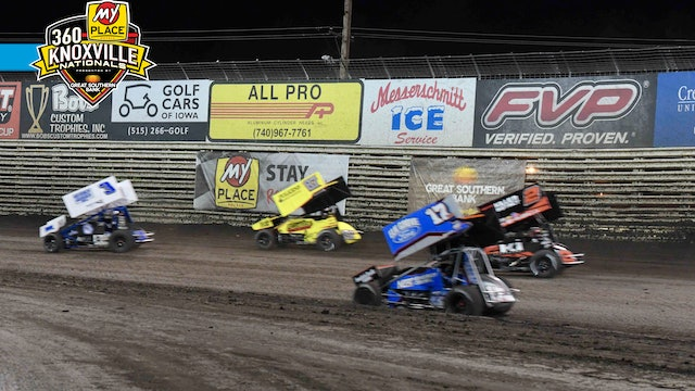 8.6.2021 | Knoxville Raceway