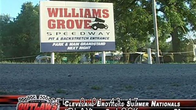 7.23.05 | Williams Grove Speedway