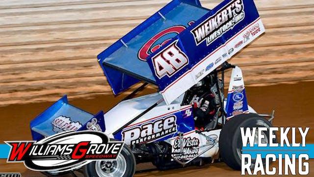 7.10.20 | Williams Grove Speedway