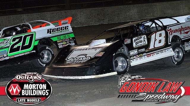 7.13.21 | Gondik Law Speedway