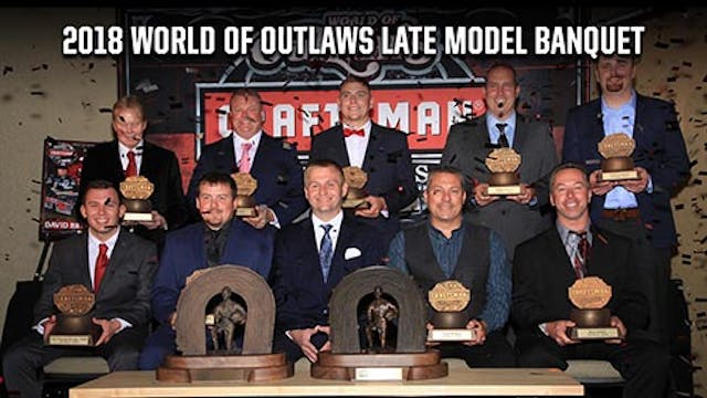 2018 World of Outlaws Late Model Banquet