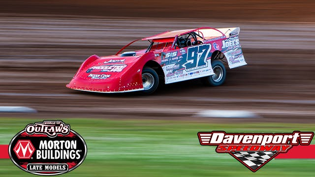 7.28.20 | Davenport Speedway