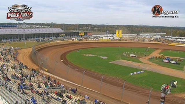 11.8.15 | The Dirt Track at Charlotte