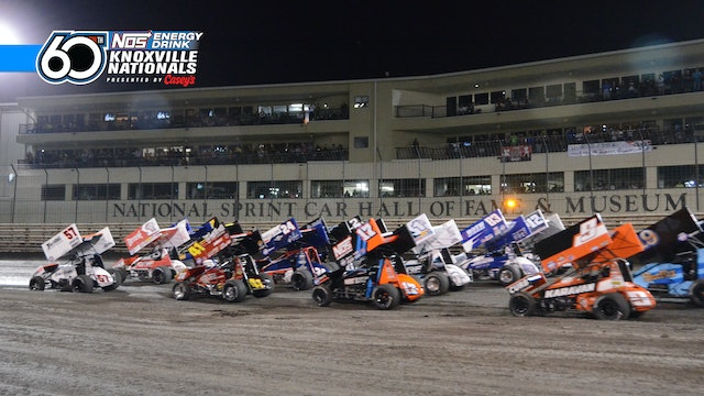 Knoxville Nationals PPV Package