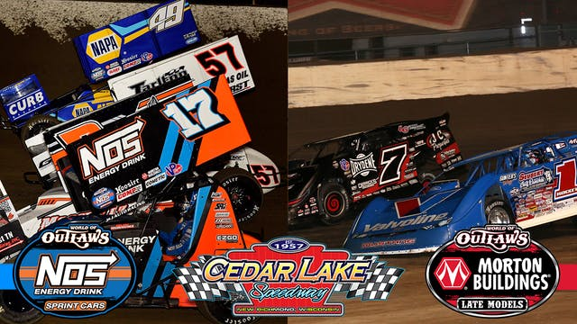 7.4.20 | Cedar Lake Speedway