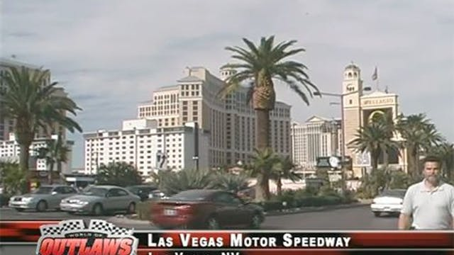 11.6.04   The Dirt Track at Las Vegas...
