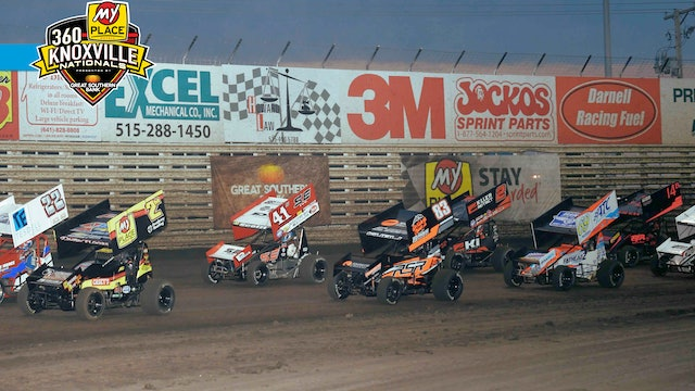 8.5.2021 | Knoxville Raceway
